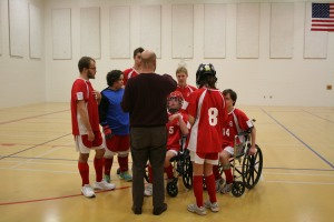 Photo From Adaptive Soccer - Highland (H) vs. Humboldt (V)