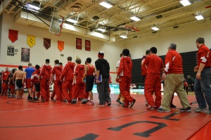 Photo From Wrestling Team Update