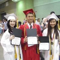 Laura Jopp, Nguyen Lu, and Tuhang Tran