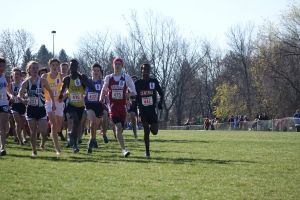 Micah at state meet