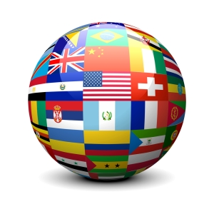 background_flagsglobe